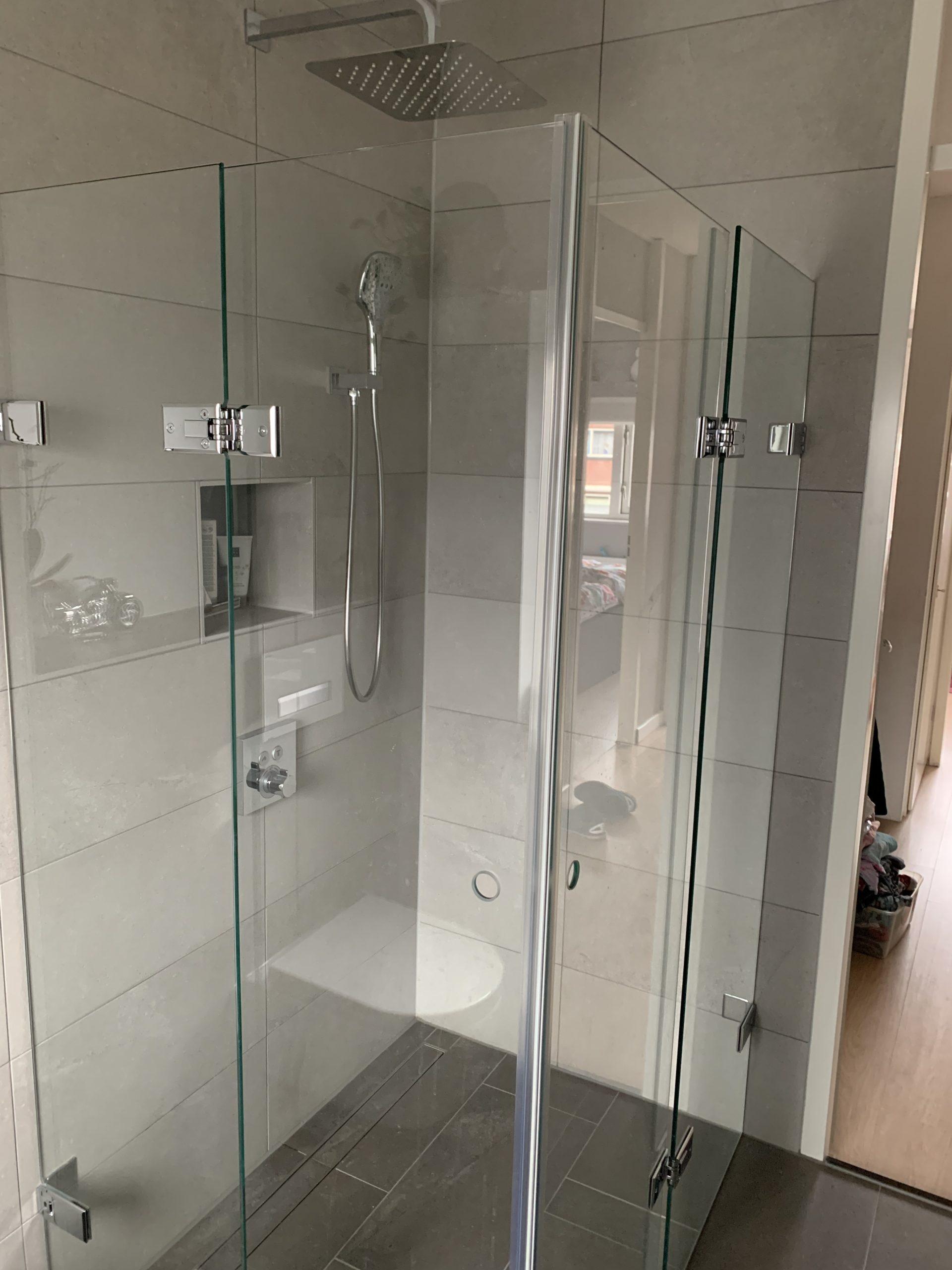 badkamer glas
