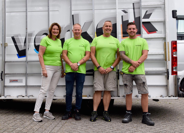 Team Verkaik Glas Hoofddorp