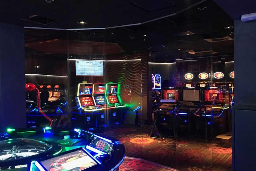 Verkaikglas Casino Noordwijk