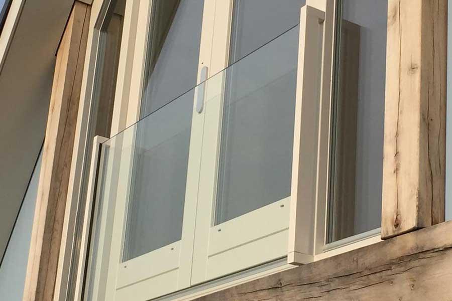 Verkaikglas Frans balkon Hoofddorp