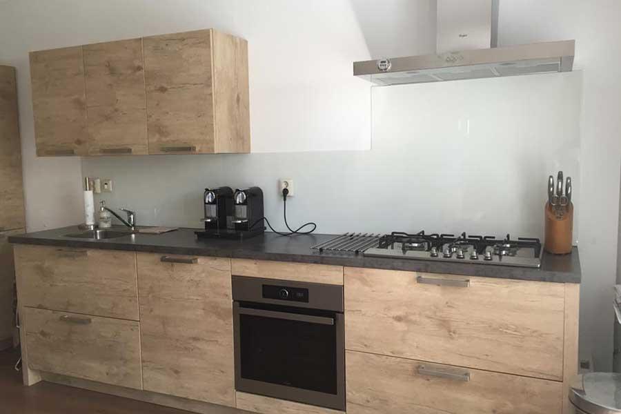 Verkaikglas Keuken achterwand Nieuw-Vennep